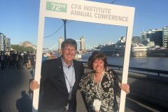 CFA Institute Conference London (May 2019)