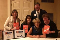 Coakley Realty Speaker Series, at Congressional County Club