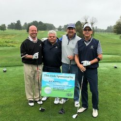 Olney Lions Club 2018 Open Golf Tournament, at Montgomery Country Club
