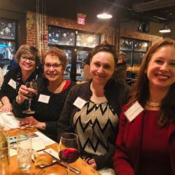 A great night with clients and colleagues at the Urban Winery in Silver Spring.